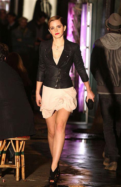 emma watson commercial emma watson films lancome beauty commercial in paris photo 3
