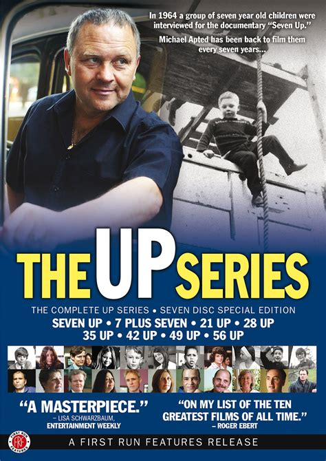 biography documentary series the up series box set