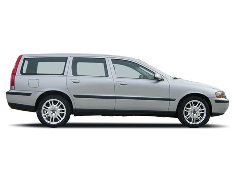 2005 Volvo V70 Wagon 2005 Volvo V70 Reviews And Rating Motor Trend