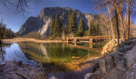 swinging bridge yosemite jdb creativity landscapes swinging bridge yosemite