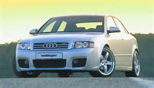oettinger front bumper for audi a4 s4 b6 avant sedan