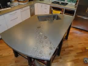 concrete countertops custom concrete countertops