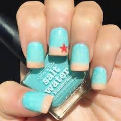 best 25 summer french nails ideas on pinterest