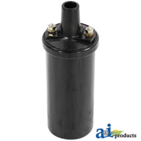 ignition coil with external resistor 21a552 ignition coil 6 volt w o external resistor or 12 volt w external resistor