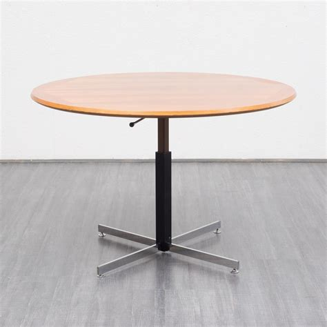 vintage height adjustable dining table for sale at pamono