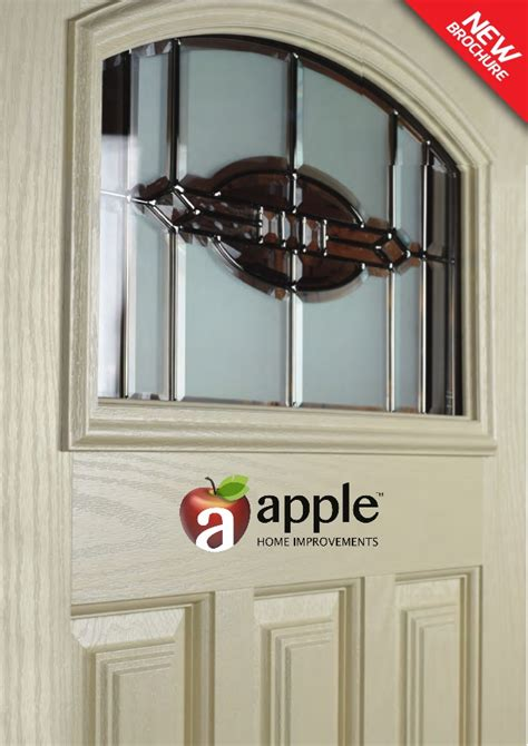 apple home improvements composite door brochure 2017