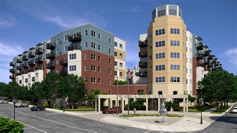 Downtown Appartments by Pre Leasing Begins For Downtown Apartments At Wheaton 121