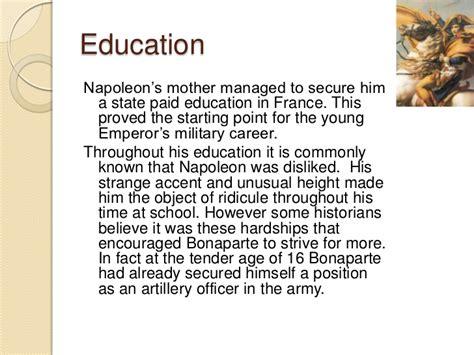 napoleon bonaparte biography ppt napoleon bonaparte powerpoint