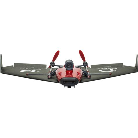drone plane with powerup toys fpv paper airplane vr drone kit 500 020 b h photo