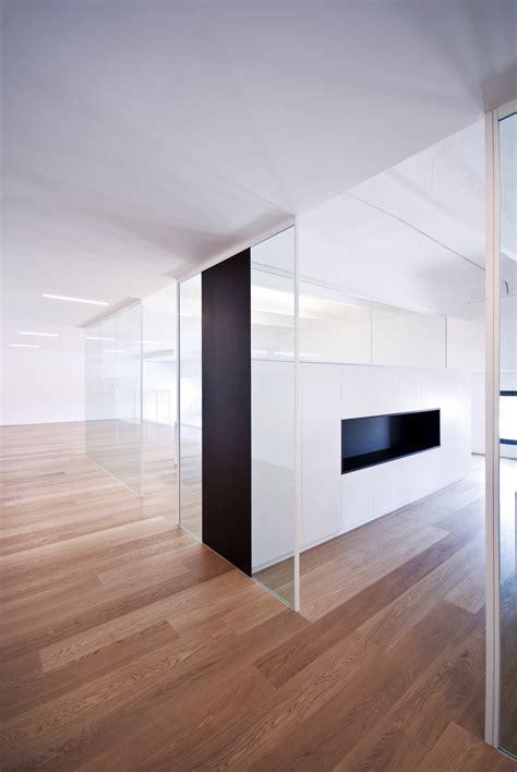 pareti vetro ufficio le pareti divisorie in vetro di zi creative firmano il
