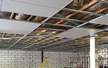 suspended ceilings mf open cell ceilings arrow