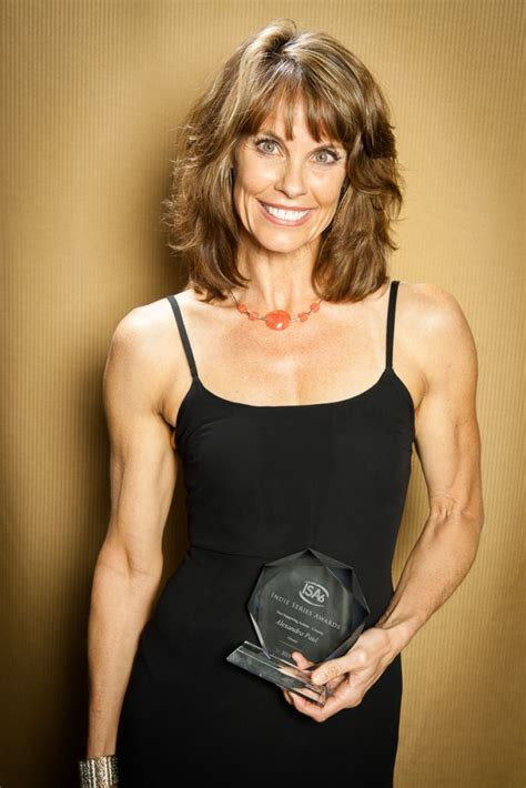 Office Google by The Baywatch Actress Alexandra Paul Turns Health