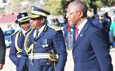 Police Giveaways - letsoepa sued over police promotions