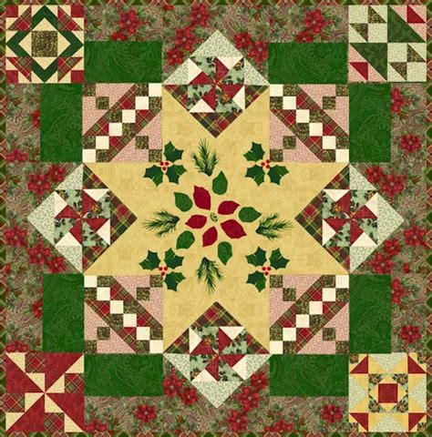 Peace Quilt Pattern by Peace Windham Fabrics