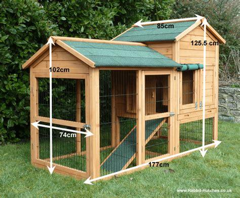 Tenda Mainan Playhouse Tenda Rabbit opinions on a new hutch pet forums community