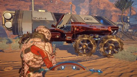 nomad mass effect mass effect andromeda nomad customization