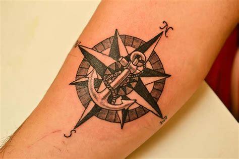 compass tattoo with globe and anchor local dallas hiram ga tattoos tattoo shops in dallas ga