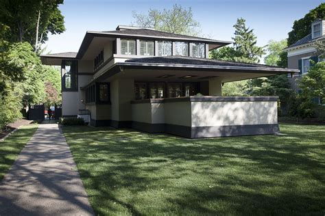 frank lloyd wright landmark society