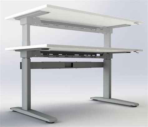 Linak Electric Height Adjustable Desk by Linak Desk Desk Design Ideas