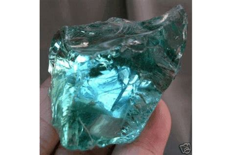 Batu Cristal Glass minerals dyed quartz scams and lab grown