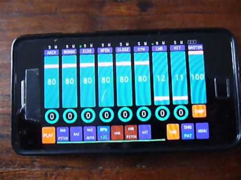 cadeli drum machine free android apps on google play cadeli drum machine free android app on appbrain