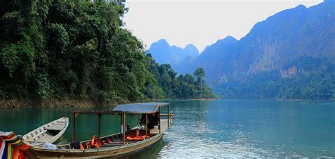 thai boat house eco luxury thailand elephant conservation honeymoon elevate