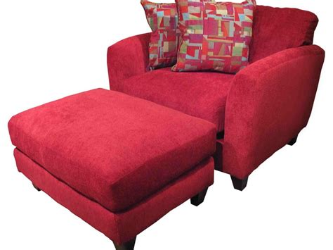 slipcovers for overstuffed chairs overstuffed chair and ottoman set home design ideas