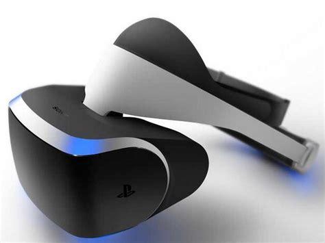 Vr Sony sony s new reality headset business insider