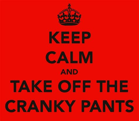 Cranky Meme - cranky pants life aboard the hms pie rat