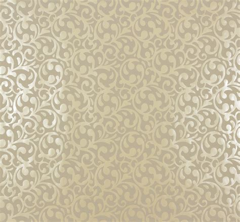 wallpaper gold and beige non woven wallpaper marburg ornamental home 55237 floral