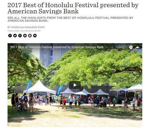 best bank in hawaii stories american savings bank hawaii