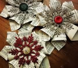 dekoration selber basteln weihnachtsdeko selber basteln aus papier mit anleitung