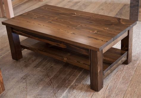 Rustic Coffee Tables for Living Room : Rustic Coffee Tables for Kitchen ? Tedxumkc Decoration