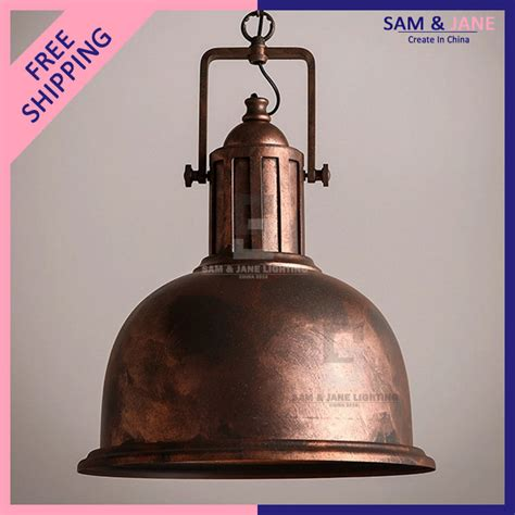 New Rustic Chandelier Brown Iron Ceiling Fixture Kitchen Rustic Pendant Lighting For Kitchen