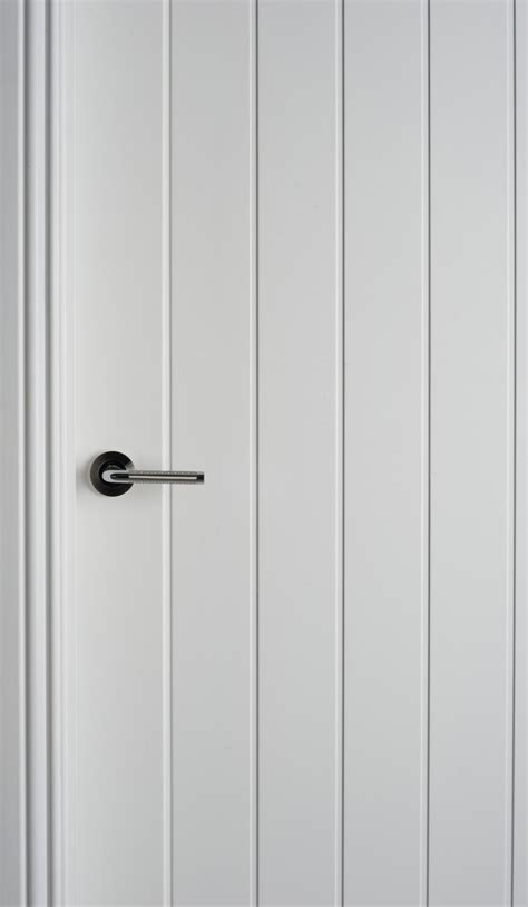 Mexicano White Primed Door (40mm)   Internal Doors   White
