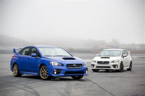subaru cars 2015 2015 subaru wrx sti car reviews grassroots motorsports