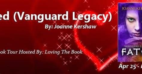 vanguard legacy reflected cby book club tour excerpt giveaway fated