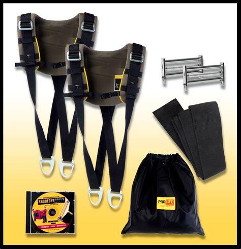 amazoncom shoulder dolly moving straps lifting strap