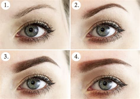 eyebrow in style brow confidential 8 different eyebrow shapes wonder forest