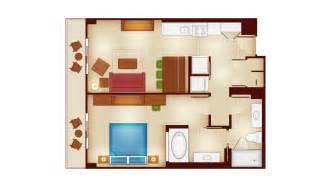 Wilderness Lodge Villas Floor Plan Copper Creek Villas Amp Cabins Dvc Resales Point Charts