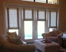 Blinds for french doors patio the chaise furnitures