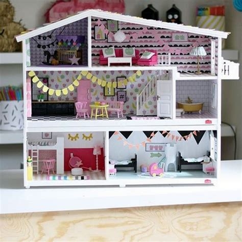 realistic doll house 40 realistic dollhouse installations for a virtual experience