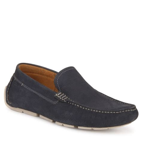 clark loafers clarks blue loafers buy clarks blue loafers at