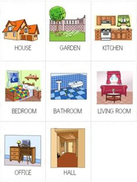 types of rooms in a house different types of rooms in a house clipart clipartxtras