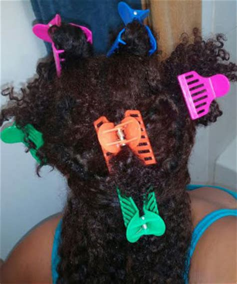 how to trim long curly curly hair yourself 2 ways to give yourself a deva cut