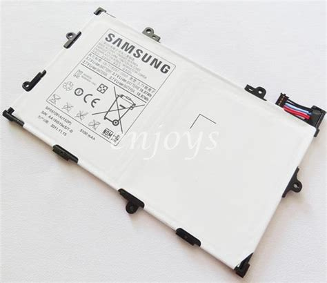Original Samsung Battery Sp397281a For Gt P6800 Galaxy Tab 77 100 original battery sp397281a 1s2 end 6 9 2017 12 00 pm
