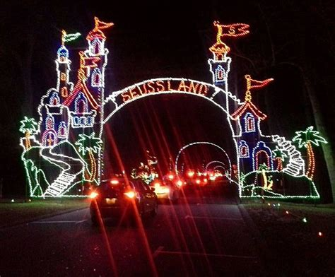 premier traditions christmas lights best places to see lights in new new today