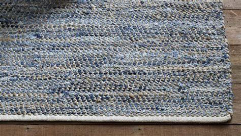 denim jute rug recycled denim jute rug west elm reciclando vaqueros recycling j