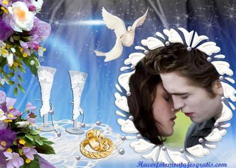 recien casados online espa ol foto montaje de boda gratis fotomontaje de casamiento