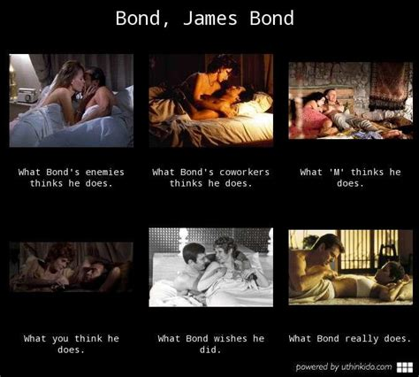 James Bond Meme - bond james bond know your meme